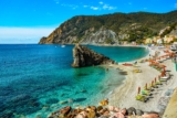 Waar vind je de beste stranden in Cinque Terre, Italië